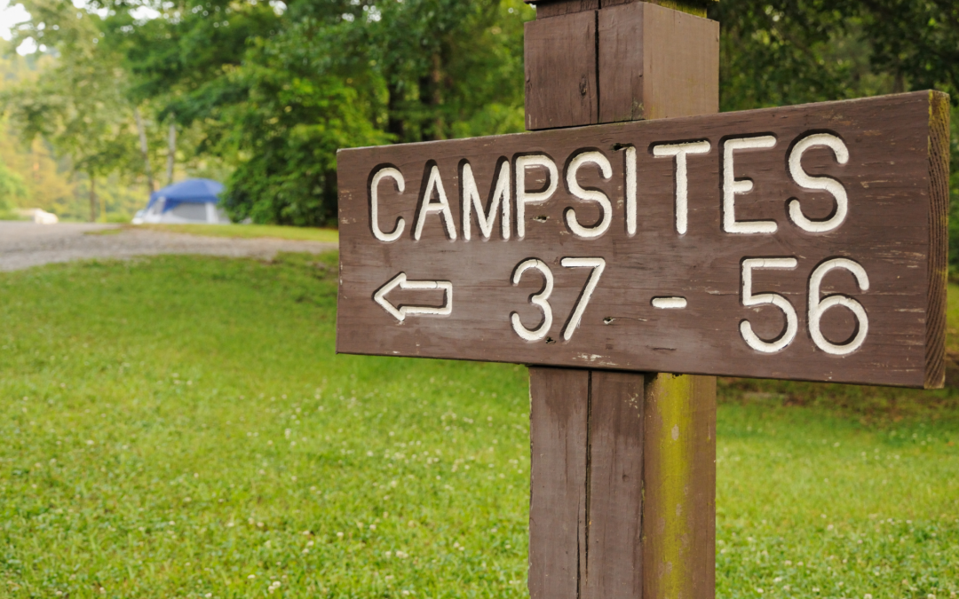 Finding the Perfect Campsite | The RV Media Expert